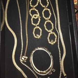 Vintage To Now Estate Jewelry Lot